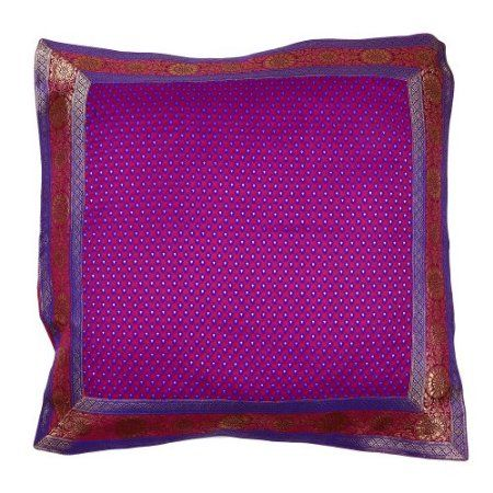 Amazon Indian Silk Decorative Pillow Cushion Covers 40 X 40 Awesome Indian Silk Decorative Pillows