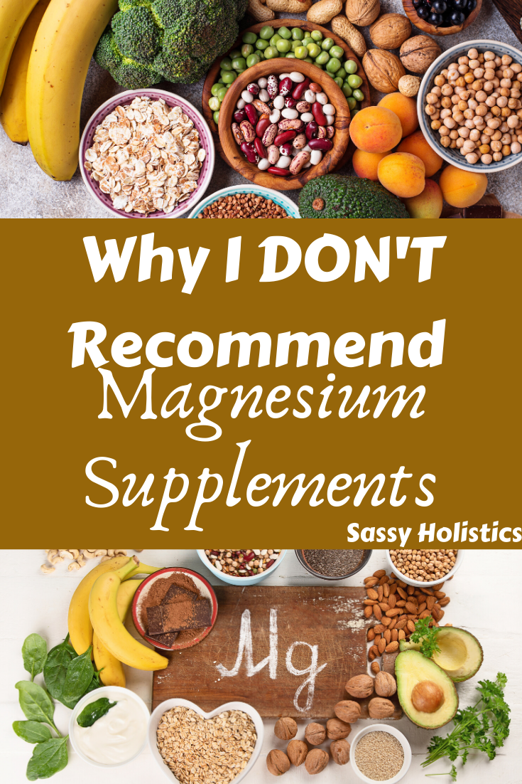 Balancing 3 of the Main Minerals Magnesium, Sodium, and