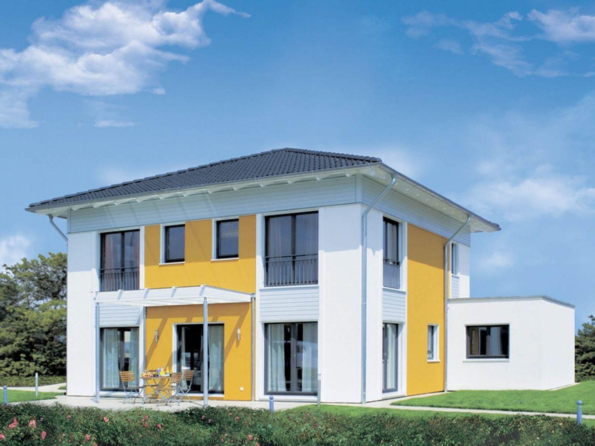 Charmantes Stadthaus von der WeberHaus GmbH Musterhaus