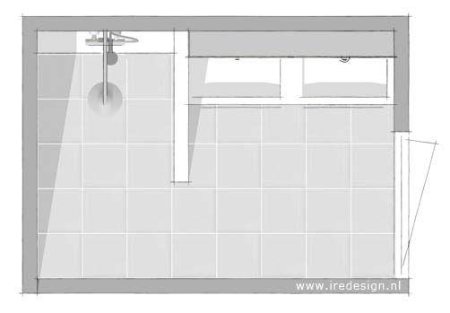 Kleine badkamer inspiratie - Woontrendz