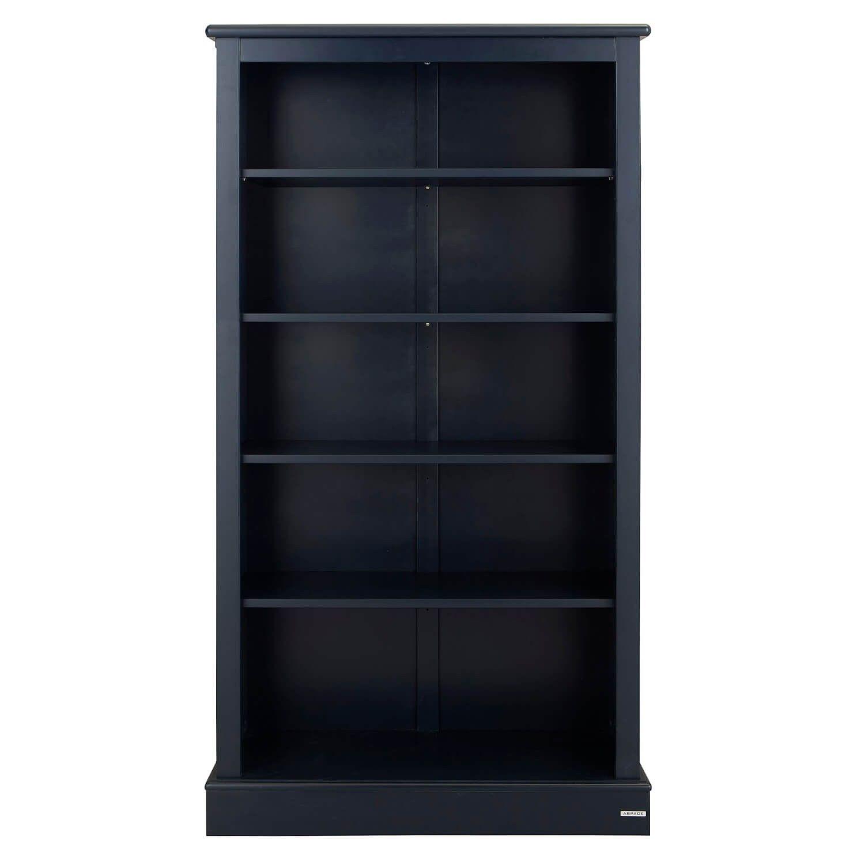 Milne Tall Children S Bookcase Prussian Blue Childrens Bookcase Blue Bookcase Bookcase