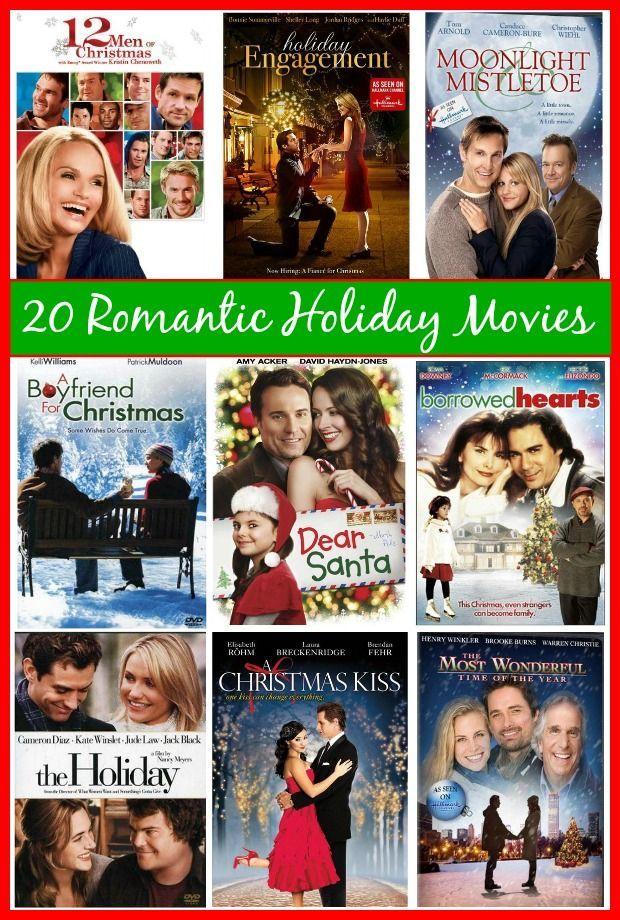 20 Romantic Christmas Holiday Movies Plan a Movie Night