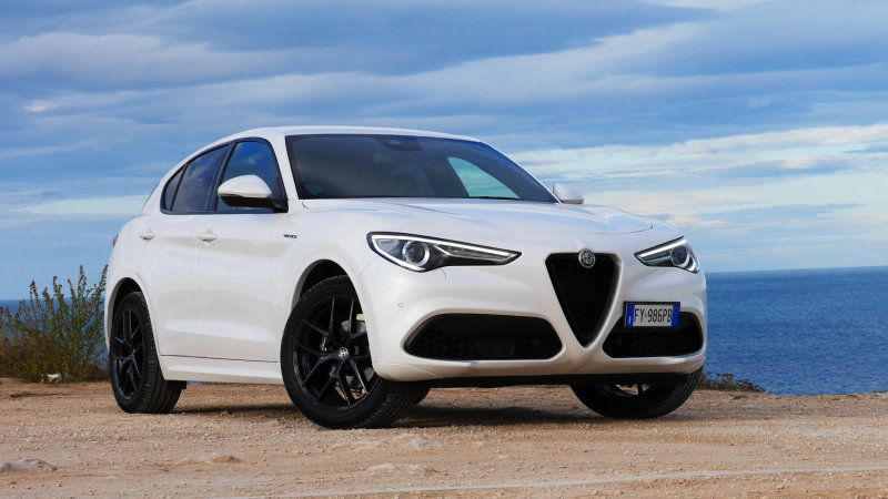 2020 Alfa Romeo Stelvio Reviews Alfa Romeo Stelvio Alfa Romeo Luxury Car Brands