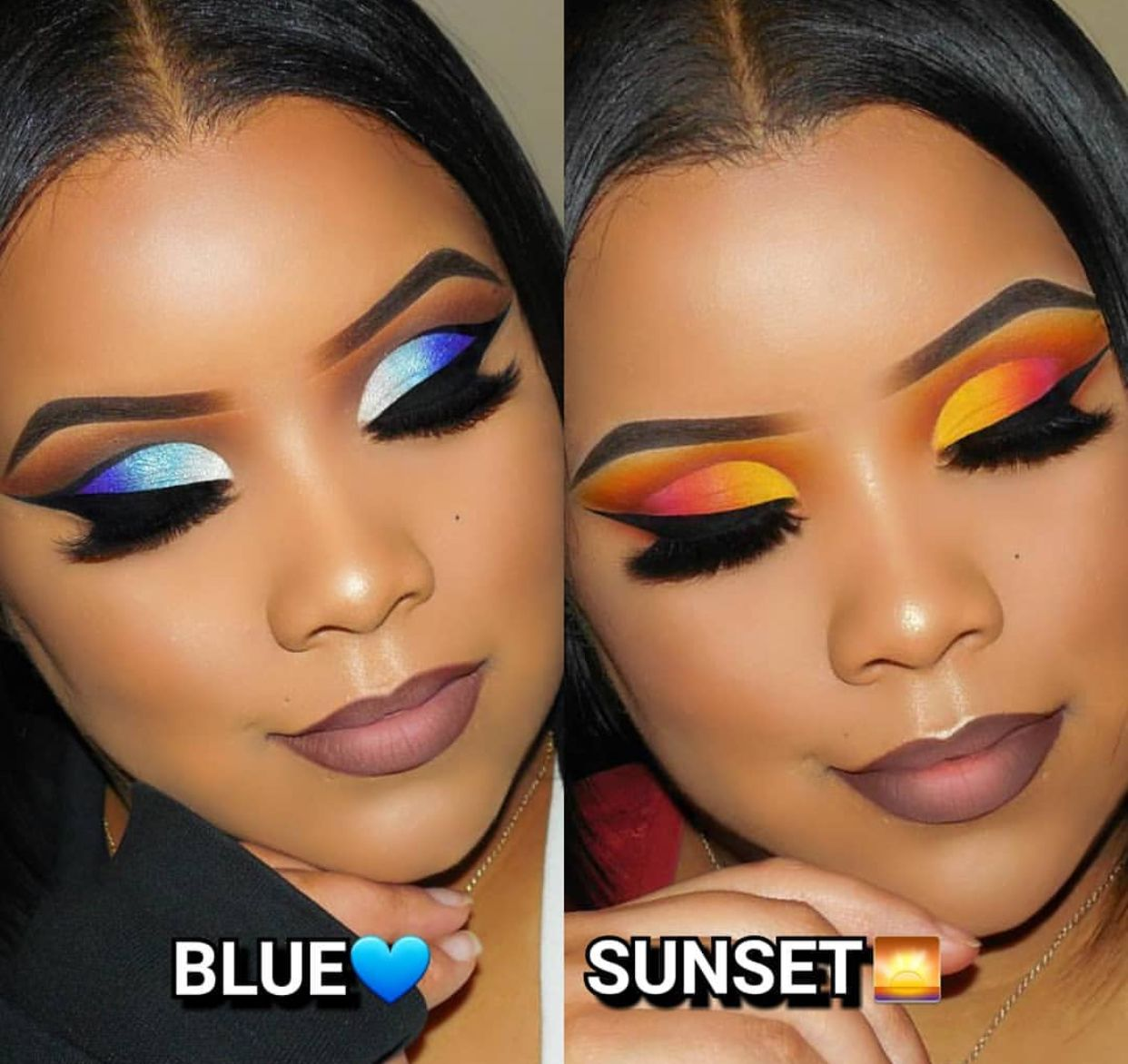 Makeup For Black Women Makeup For Black Women Eyeshadow Makeup