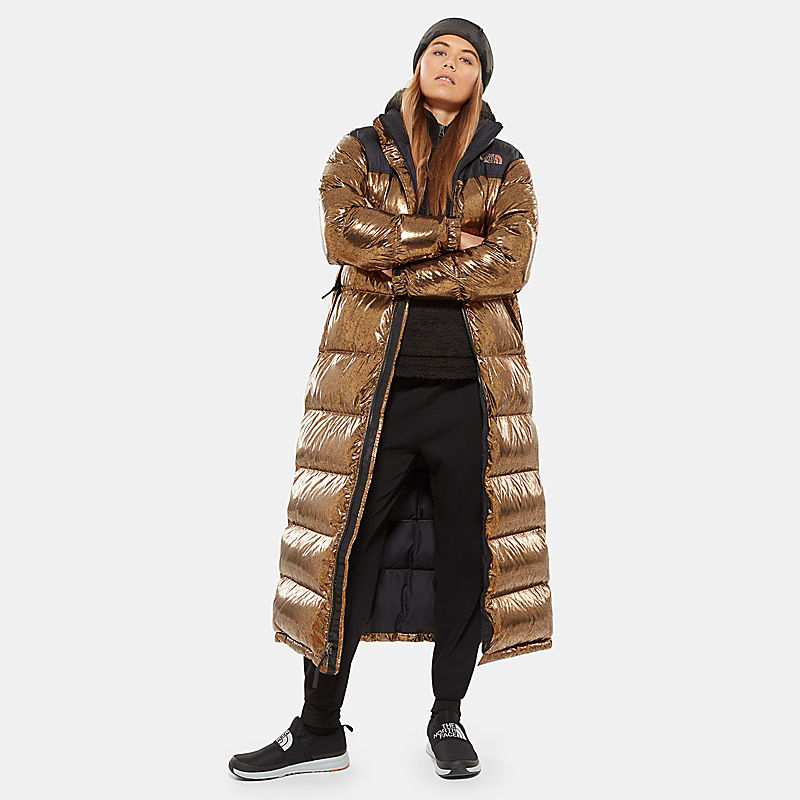 Nuptse duster voor dames in 2020 | North face, The north face