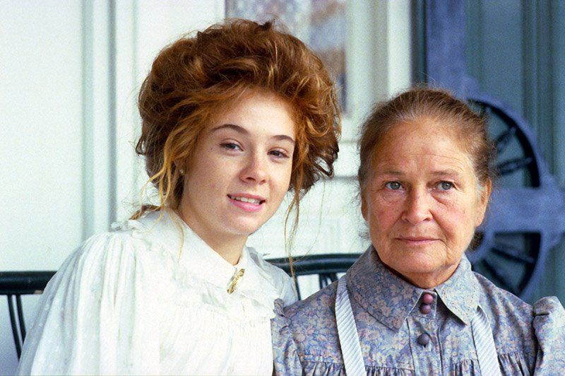 Anne Of Green Gables The Sequel 1987 99 Fotografij Anne Of
