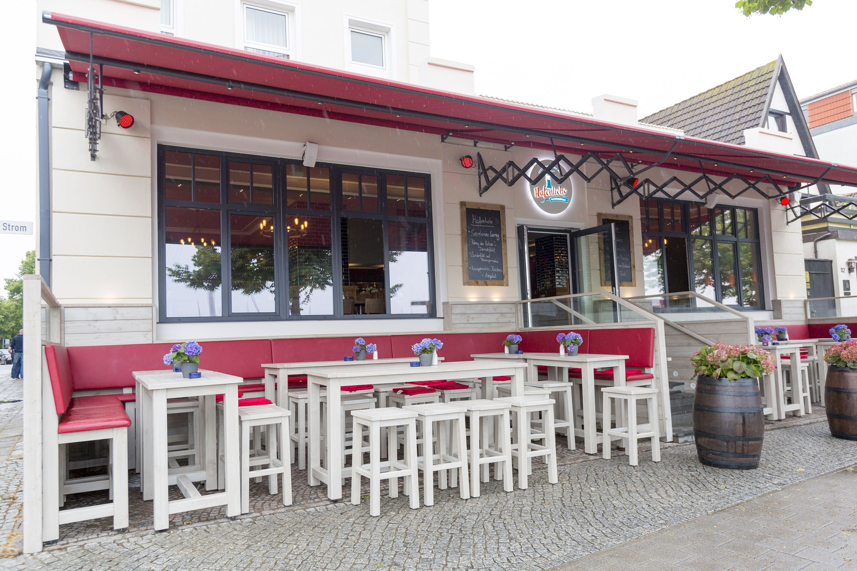 Terrasse Restaurant Warnemünde mit Bildern   Im freien ...