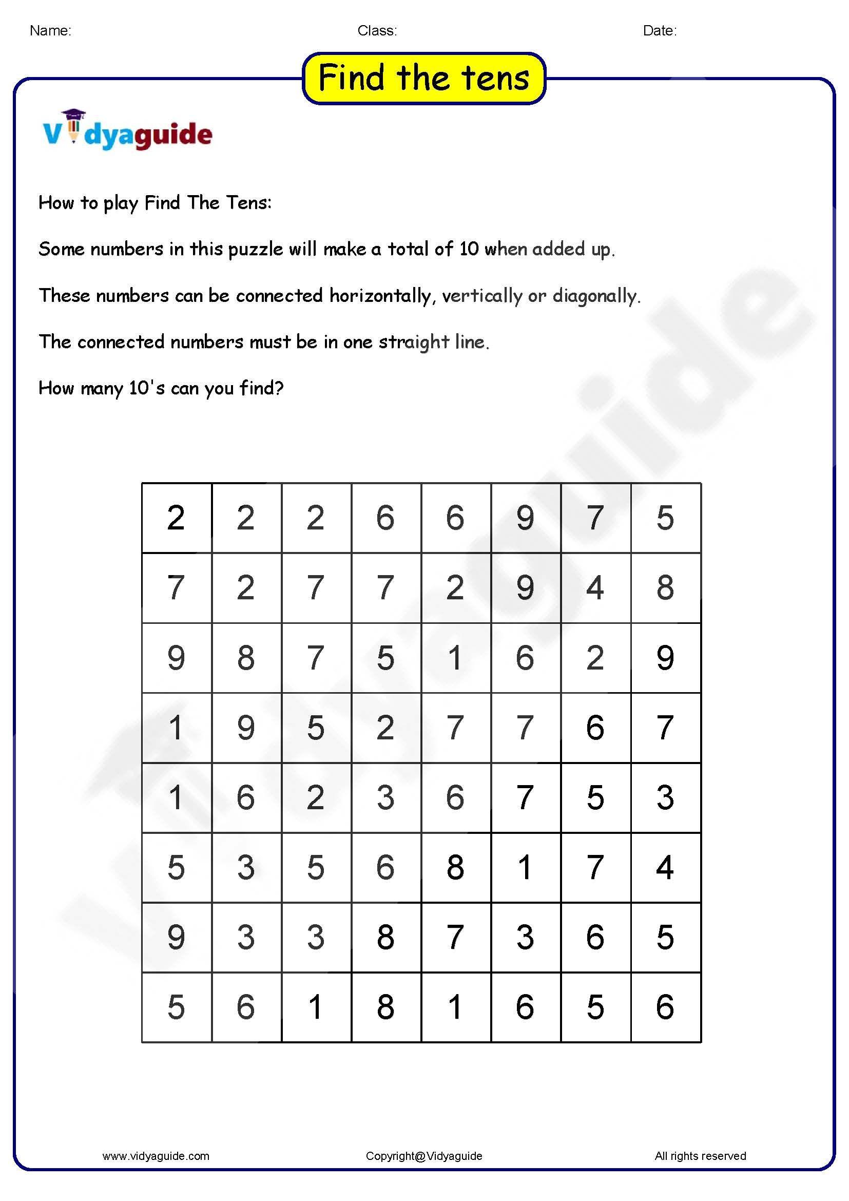4th Grade Math Puzzles Wallpaper Album