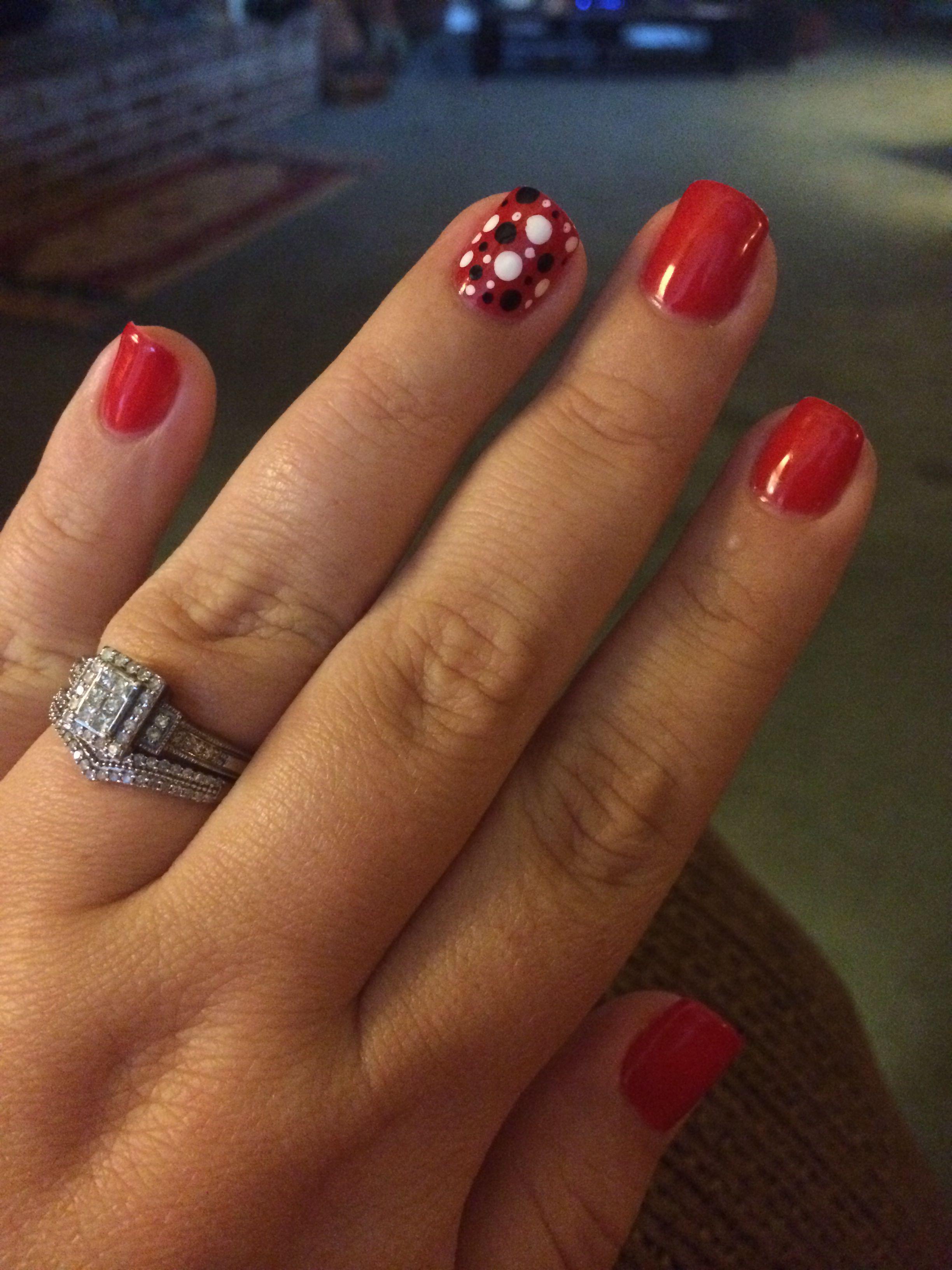 Georgia Bulldogs UGA nails! | Nails! | Pinterest | Georgia bulldogs ...