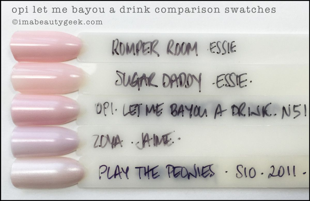 Park Art My WordPress Blog_Opi Let Me Bayou A Drink Swatch