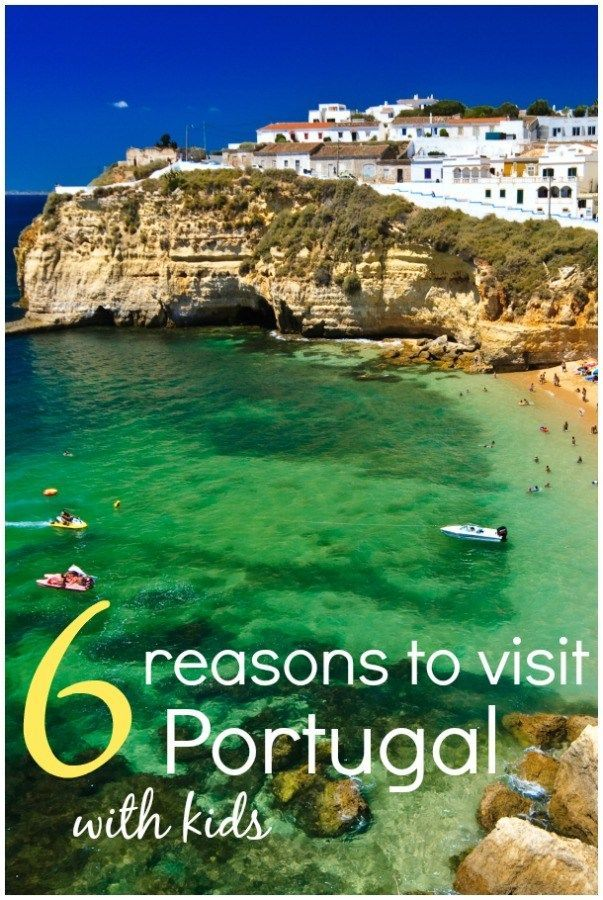 6 reasons to visit Portugal with kids #visitportugal