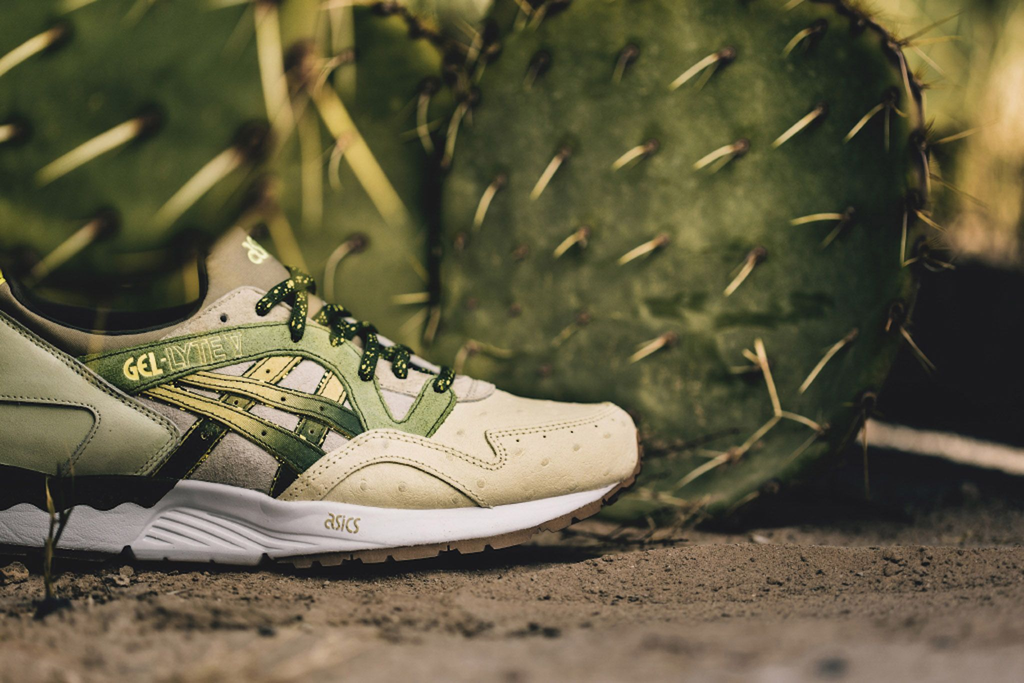 "Feature x ASICS Gel Lyte V ""Prickly Pear"""