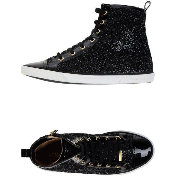 36fad547b72d Jimmy Choo London Sneakers ( 444) ❤ liked on Polyvore featuring shoes