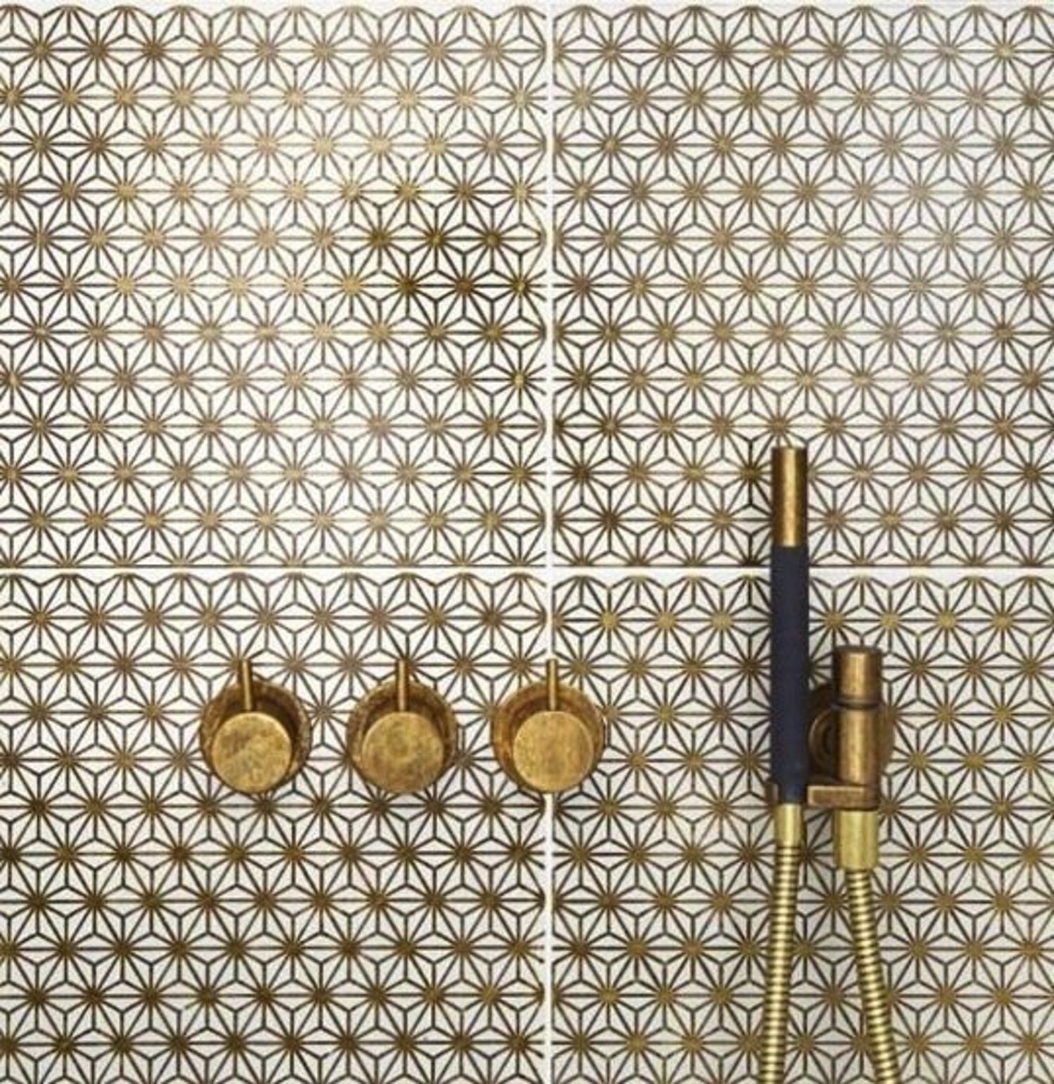 Photo of Source List: Modern Gold and Brass Fixtures for the Bathroom