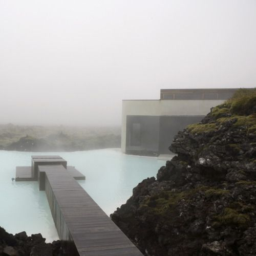 Blue Lagoon geothermal spa by VA Arkitektar