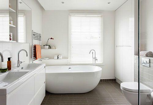 Badkamer ideeën tegels koupelna