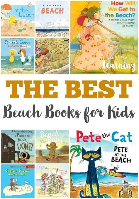 Best Beach Books For Kids Beach Books Preschool Books Toddler