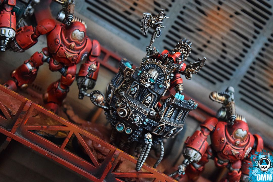 GMM's Compiled Completed Commission and Display Showcase (3/22 Adepticon Charity Raffle Army!) - Page 2 - Forum - DakkaDakka | Please don't feed the trolls!