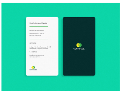 i like vertical business cards - Vertical Business Cards