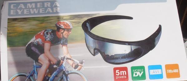 BNIB Spy Camera Glasses Eyewear DVR Camcorder Video Recorder 5m pixels HD 720P