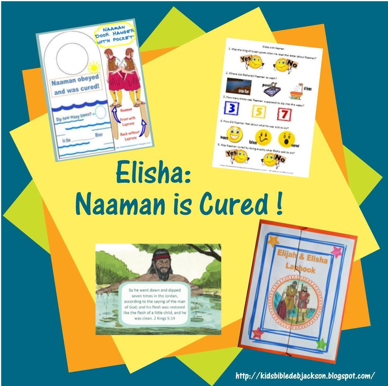 http://kidsbibledebjackson.blogspot.com/2014/04/elisha-naaman.html ...