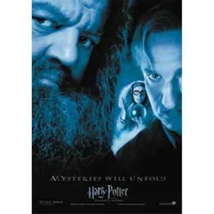 Affiche Harry Potter Poster - Et Le Prisonnier D'Azkaba...