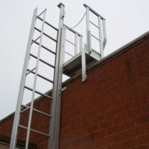Best Jomy Retractable Fire Escape Access And Egress Ladder 400 x 300