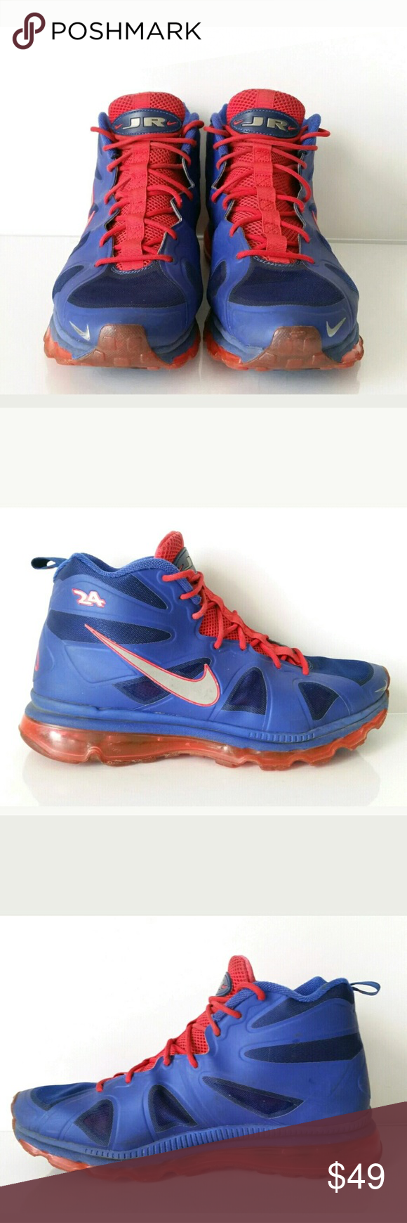 33d23c68dc Nike Air Max Ken Griffey Jr. Fury Fuse Size 11.5 Up for your consideration  is