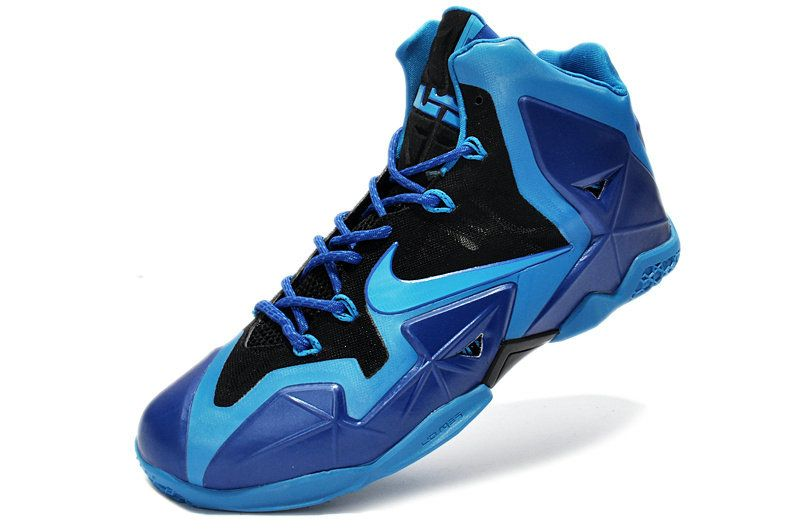 100% authentic da08e edd4d Nike LeBron 11 Gamma Blue Armory Slate Gamma Blue Purple