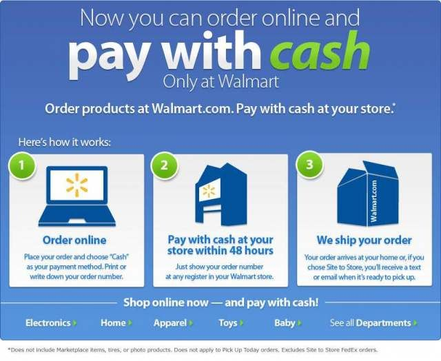 How Do I Pick Up Money From Walmart To Walmart