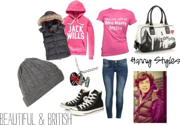 """Harry styles"" by sortarican829 on Polyvore"