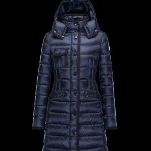 MONCLER APHROTITI LONG Down Jacket - Ladies - Dark green. Cheap Moncler Womens Jackets for Sale, Ladies Jacket from Moncler UK Outlet Online