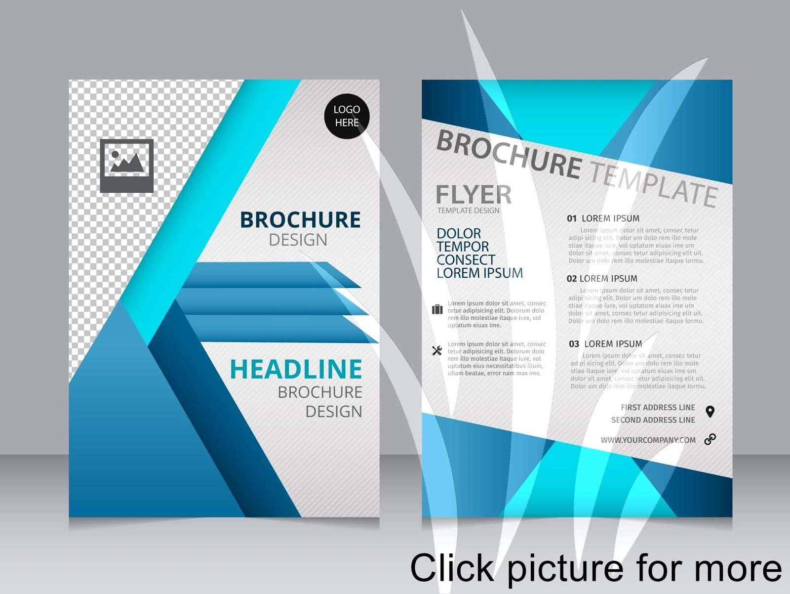 Brochure Template 2020 Brochure Template Free Word Psd