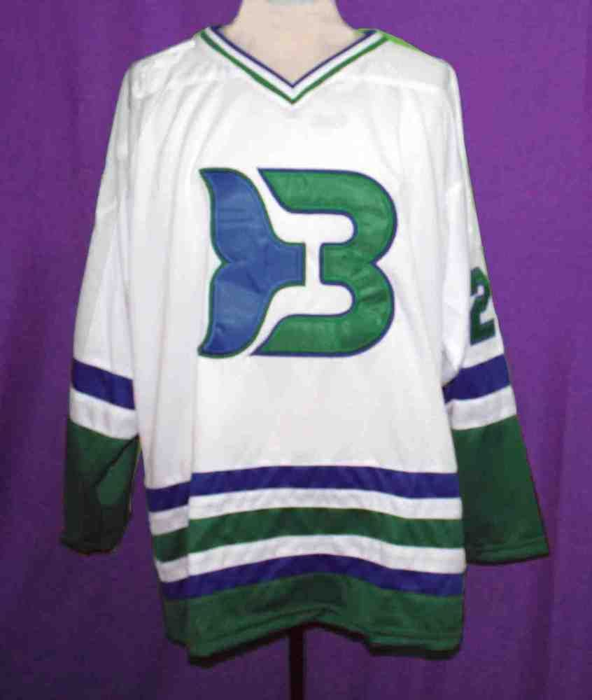 binghamton whalers retro hockey jersey 1982 dave mcdonald sewn new xs - 5xl  from  44.49 eded3080e