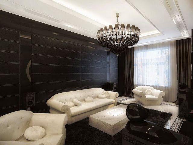 Luxury Life Design: Classic and Glamorous Luxury Apartment