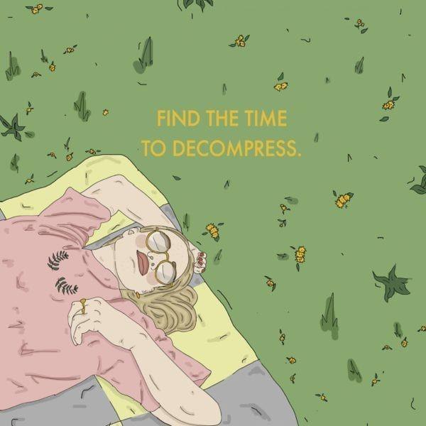 Recipes For Self Love: Illustrations - Harness Magazine