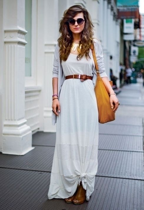 How to Style Your Maxi Dresses for Fall ... | Fashion fall, Fall ...