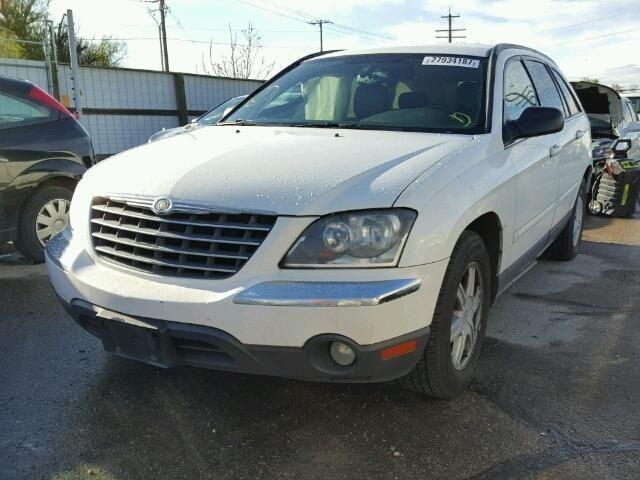 2005 Chrysler Pacifica T 3 5l 6 For Sale At Copart Auto Auction