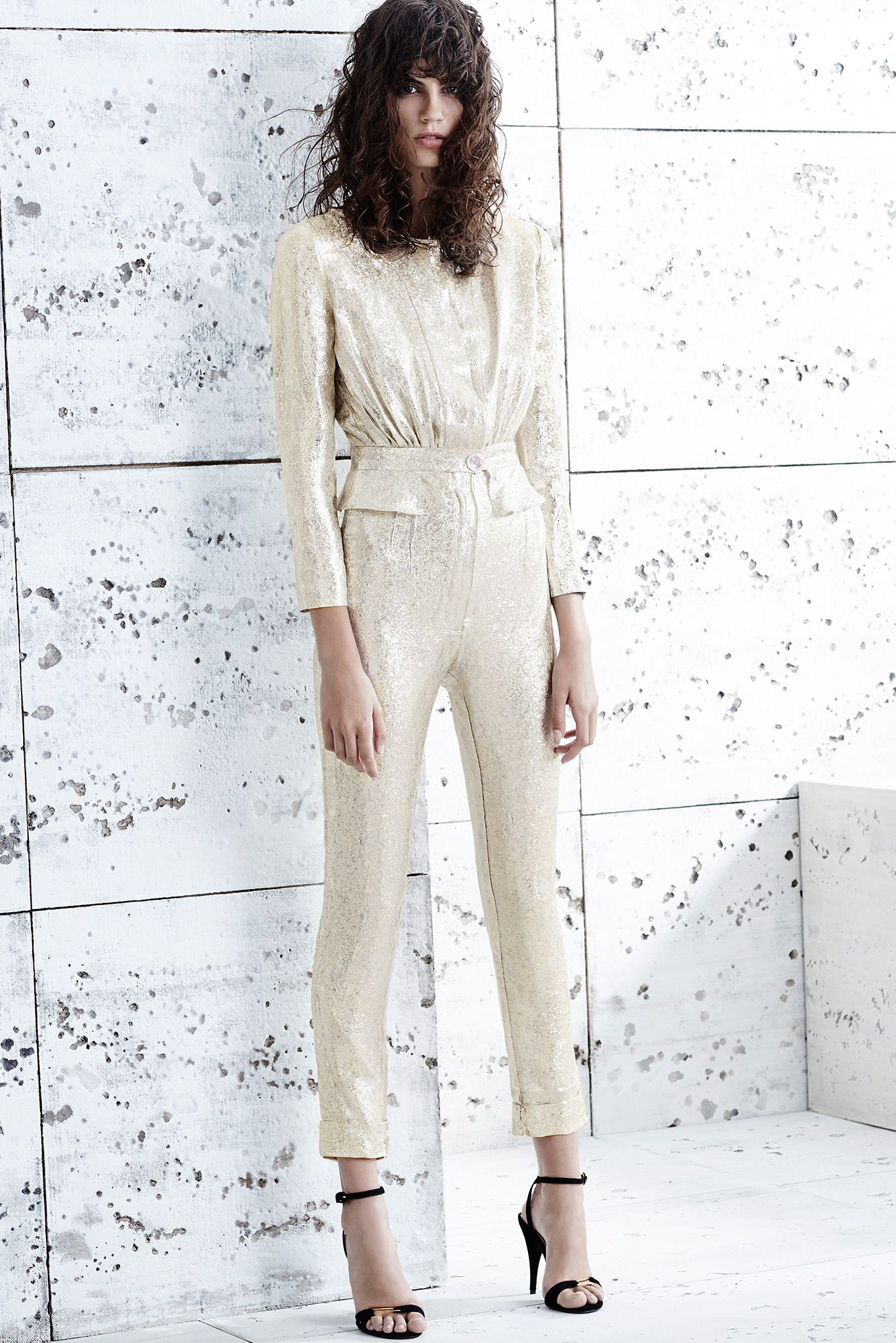 Pedro del Hierro Madrid Spring 2015 Ready-to-Wear - Style.com