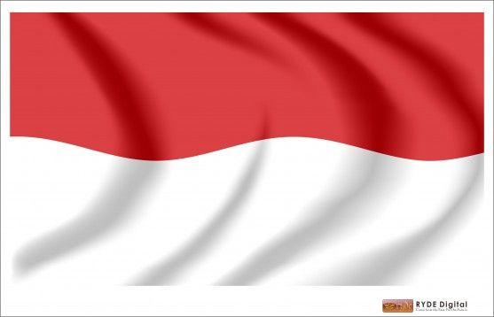 7 Gambar Bendera Indonesia Merah Putih Vector Cdr Ai Pdf Bendera Desain Banner Indonesia