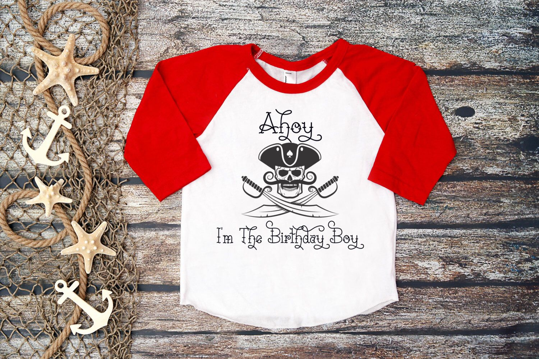 Etsy Boy First Birthday Shirt