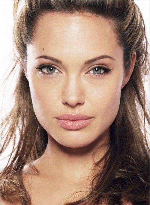 макияж Анджелины Джоли фото 16 | макияж в 2019 г ... анджелина джоли