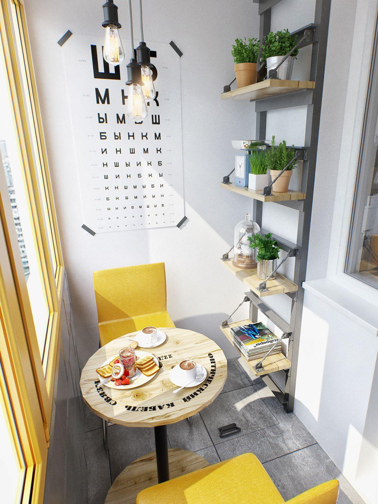 INTERIOR TR on Behance | First Apartment | Pinterest | Balkon, Diy ...
