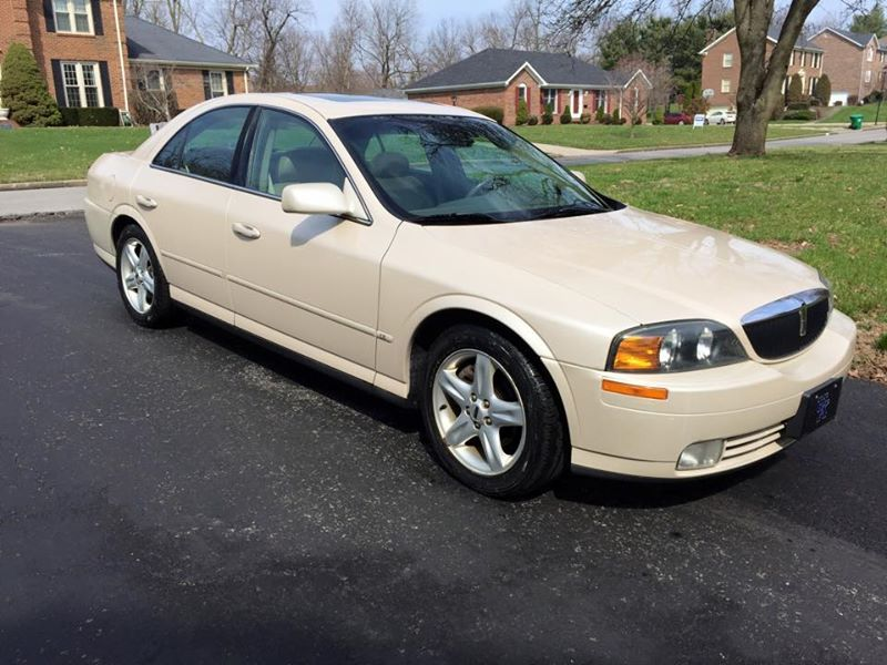2001 Lincoln LS 4200. Danville Up to date maintenance