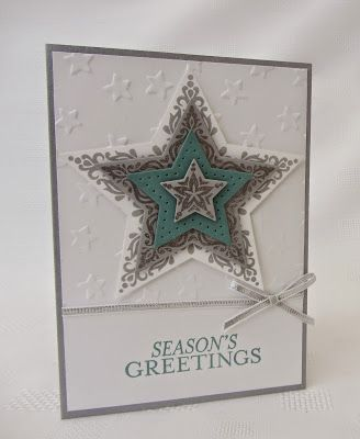 Stamping Moments: Inspirations for Star Framelits....
