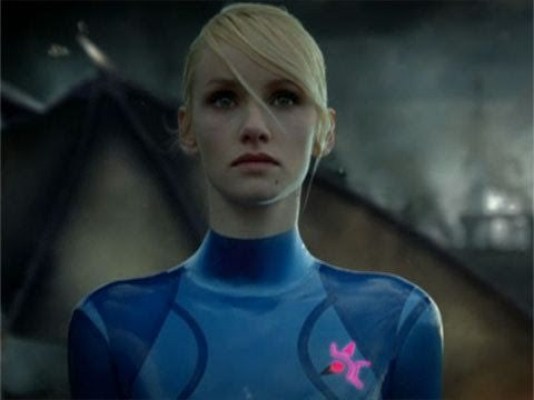 Metroid: Other M Live Action Trailer - SO AWESOME they could totally make a movie!!!