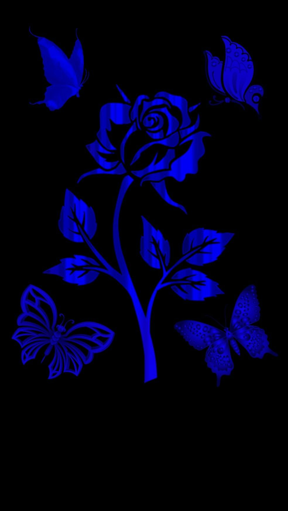 Blue Wallpaper Blue Roses Wallpaper Beautiful Wallpapers Backgrounds Black And Blue Wallpaper