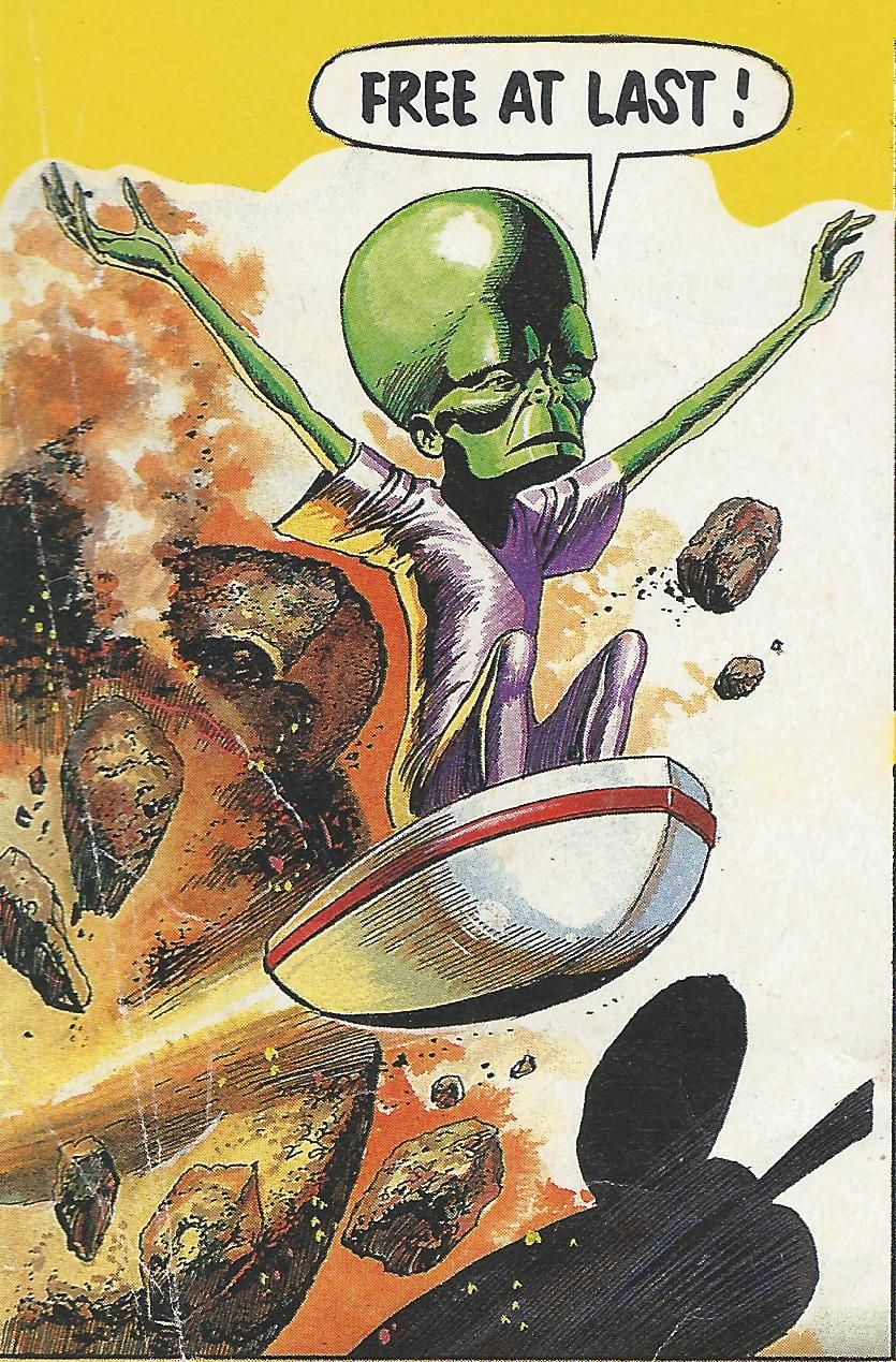 Dan Dare – British Sci-Fi's Sleeping Giant | Science cartoons, Fun comics,  Old comics