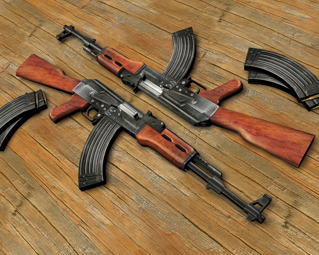 Image result for images of ak 47 rifle