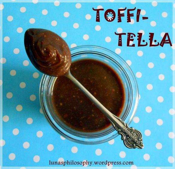 Toffitella – nicht nur für auf\'s Brot | Marmelade, Geschenke aus der ...